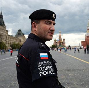 中国驻莫旅游办事处愿与莫斯科旅游警察建立沟通机制