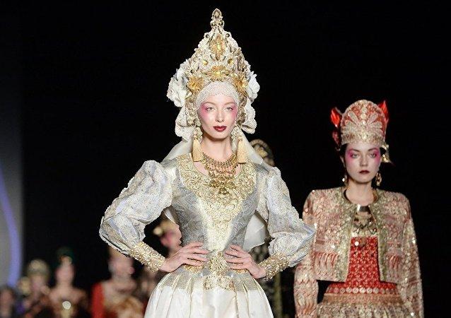俄罗斯时装设计师将参加2017哈尔滨时装周