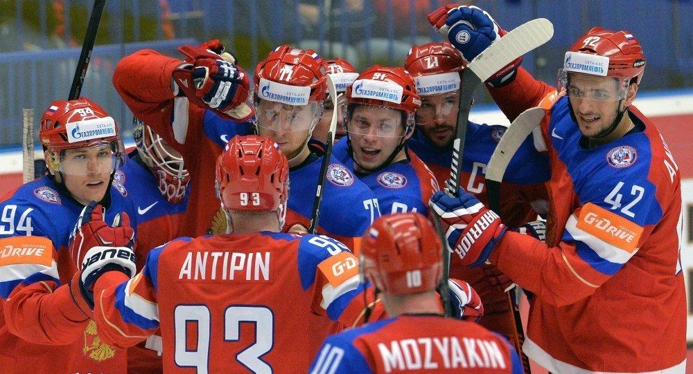 青年冰球世锦赛俄罗斯摘铜