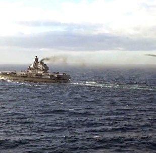 海軍上將庫茲涅佐夫」號航母