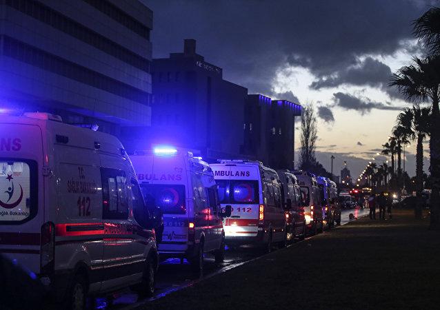 伊兹密尔市爆炸