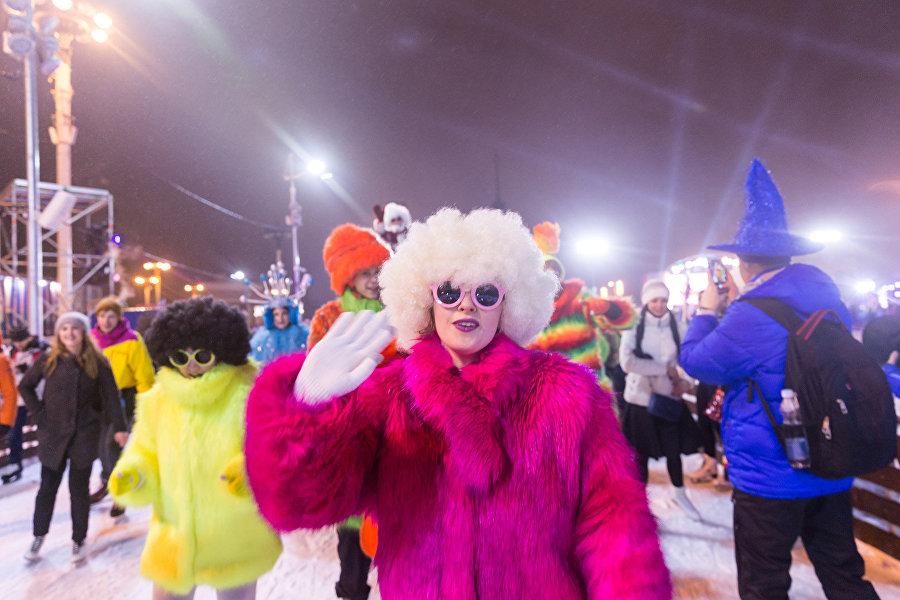 莫斯科溜冰场
