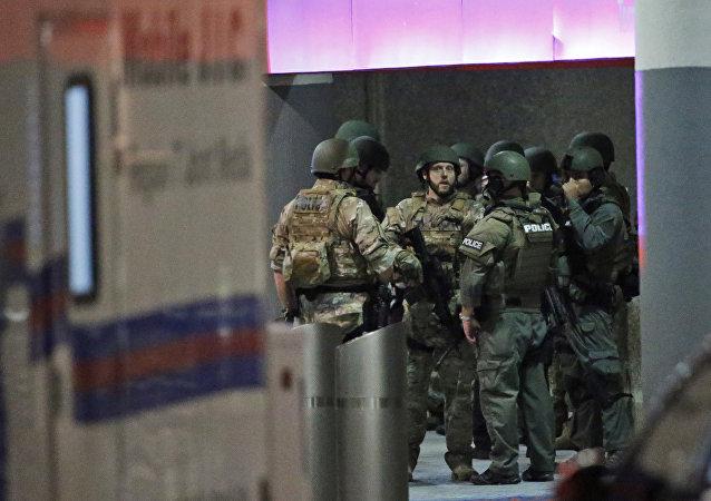 媒体:弗罗里达机场枪击嫌疑人曾遇到过心理问题