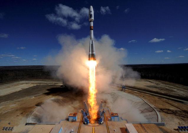 """""""联盟-2.1A运载火箭"""
