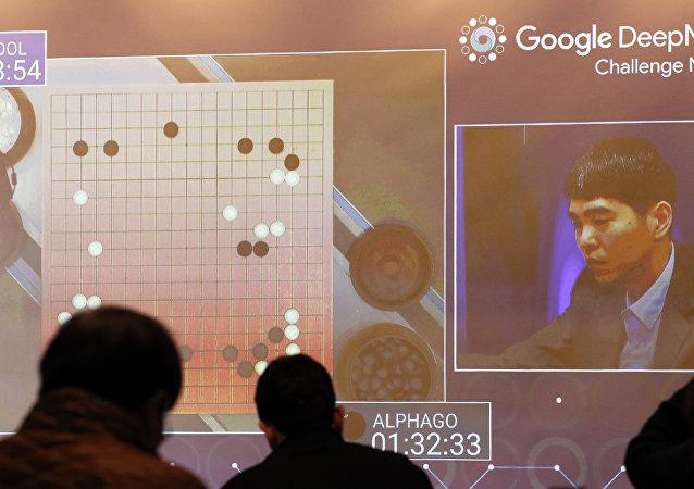 谷歌承认神秘不败棋手为AlphaGo
