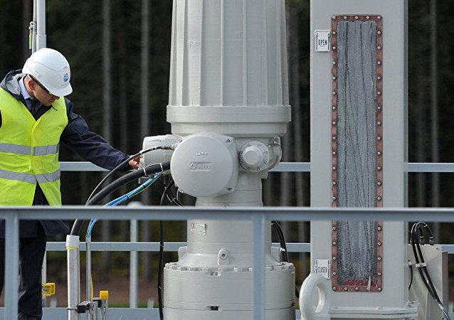 俄气2016年向非前苏联国家出口的天然气同比增加12.5% 至1793亿方