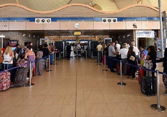 沙姆沙伊赫的机场
