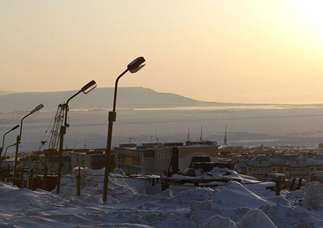 俄美猎人将在楚科奇捕猎雪山盘羊