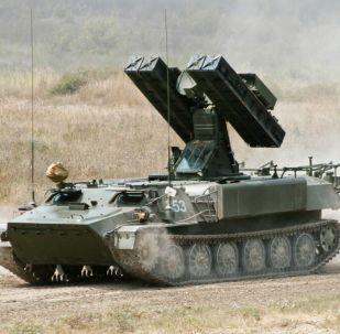 俄罗斯最强防空系统实拍