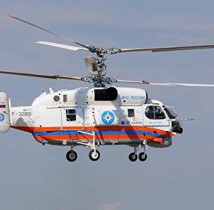卡-32A11BC直升機