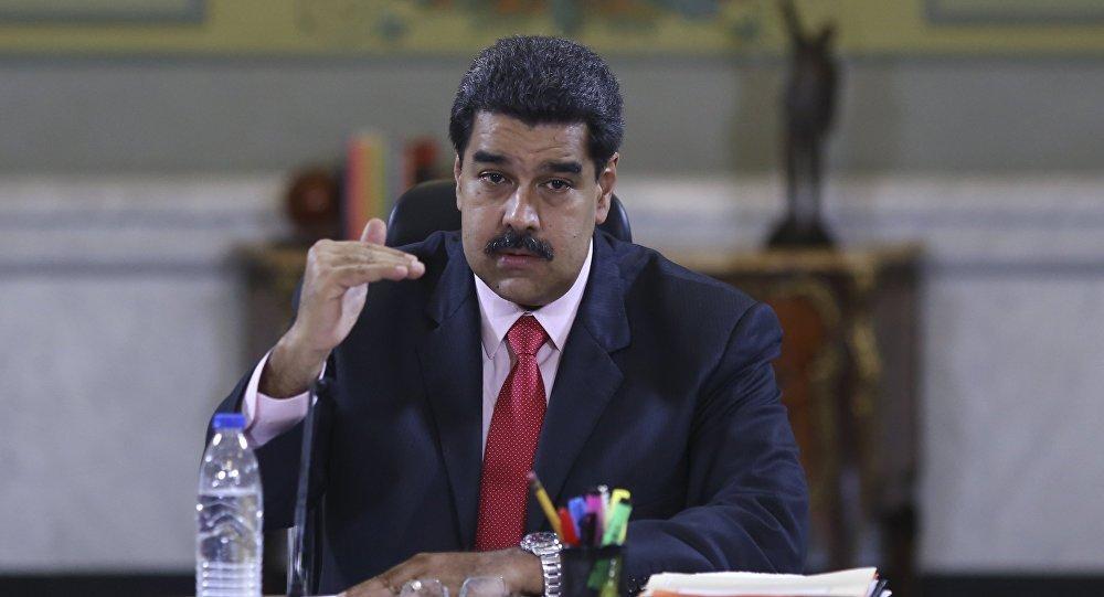 委内瑞拉总统呼吁加强同俄罗斯等国的军事合作
