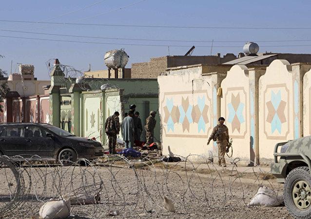 媒体:阿富汗喀布尔两次爆炸死亡人数已超50人