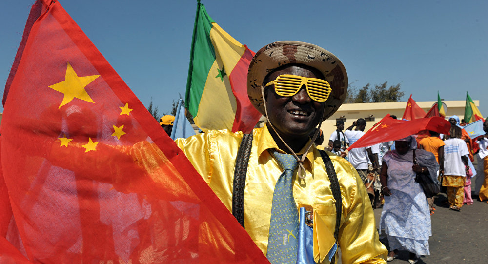 专家:中国对非洲的政策正在由援助转向合作发展