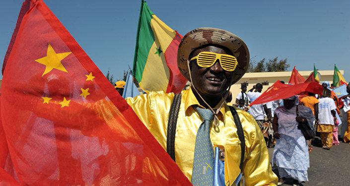 專家:中國對非洲的政策正在由援助轉向合作發展