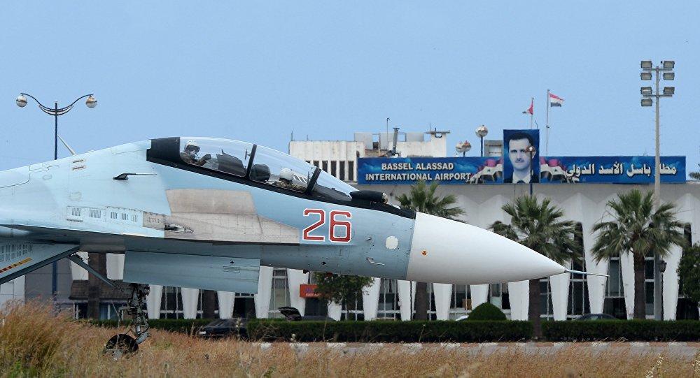 俄國防部就俄美飛機在敘利亞危險接近:飛行員們行事專業