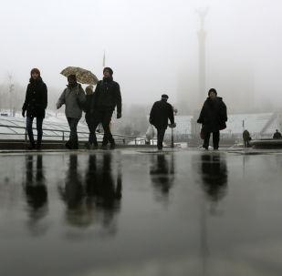 部长:乌克兰只有一半劳动人口有工作