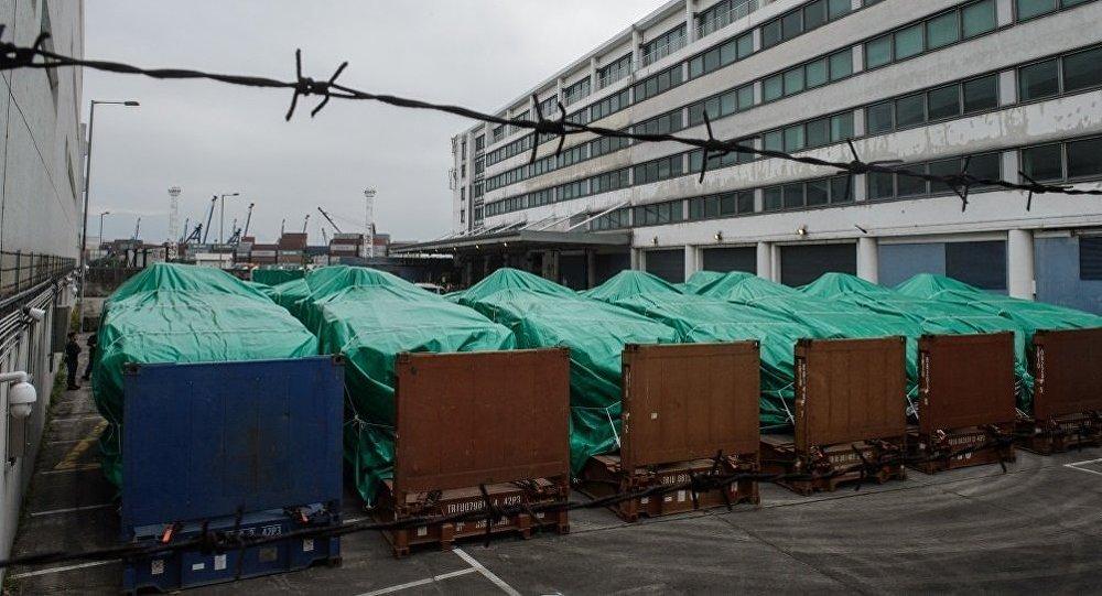 新加坡再次要求返还装甲车