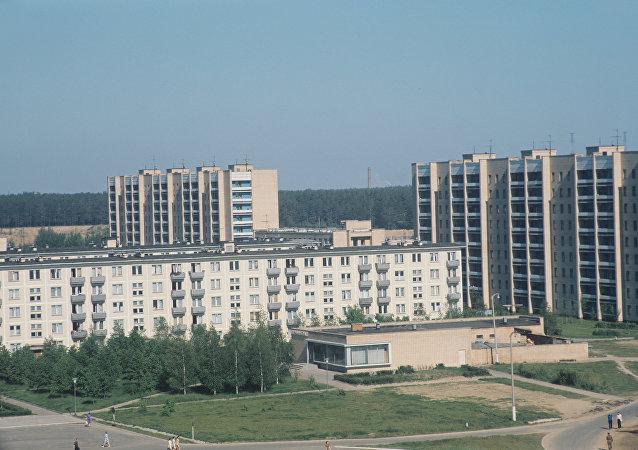俄罗斯加加林航天员训练中心