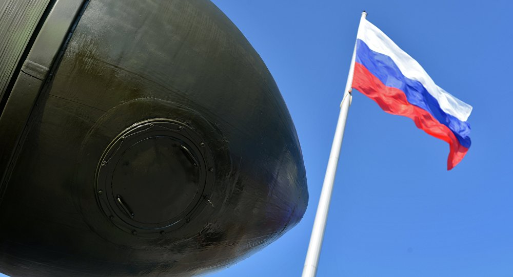 「白楊」型洲際彈道導彈