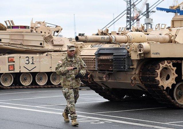 俄外交部:莫斯科将在波罗的海国家部署美军的作法视为在俄边境附近的挑衅活动