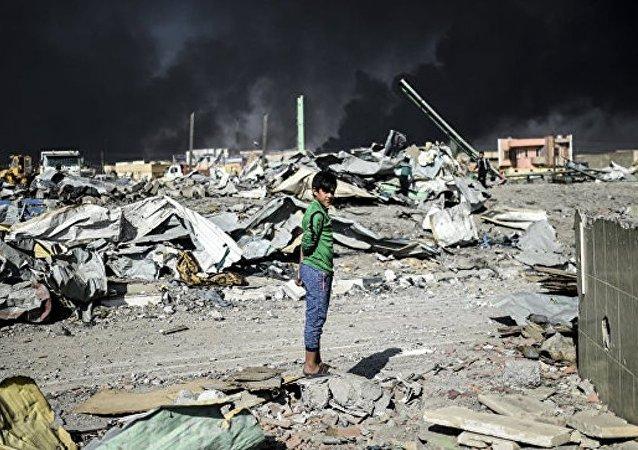 美国2016年在全球七国投掷炸弹2.6万多枚