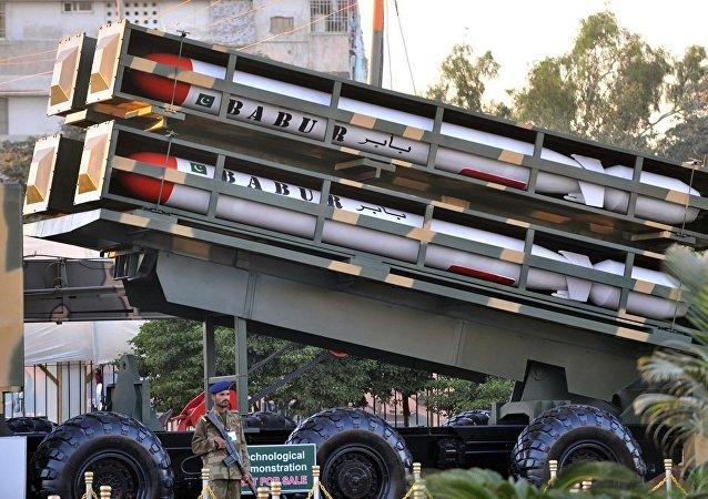 俄专家:巴基斯坦发射导弹将把南亚武器竞赛带入新的阶段