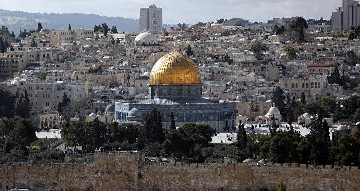 美国参议院通过决议 呼吁将驻以使馆从特拉维夫迁往耶路撒冷