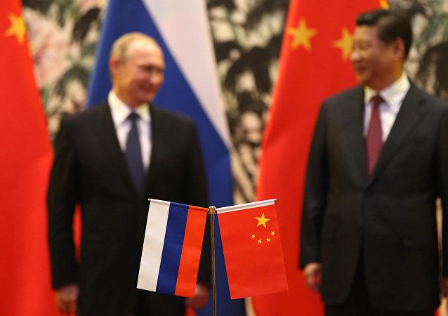 俄副外长:俄中协作体系具有最高的稳定系数