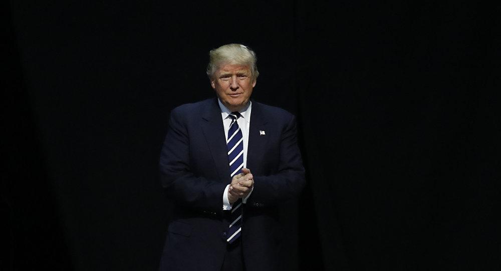 全球彩民下注特朗普被弹劾