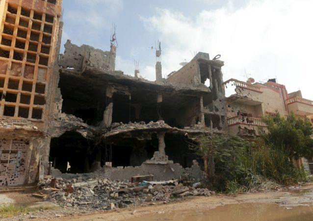 电视台:一架利比亚米格-23因故障问题在班加西坠毁