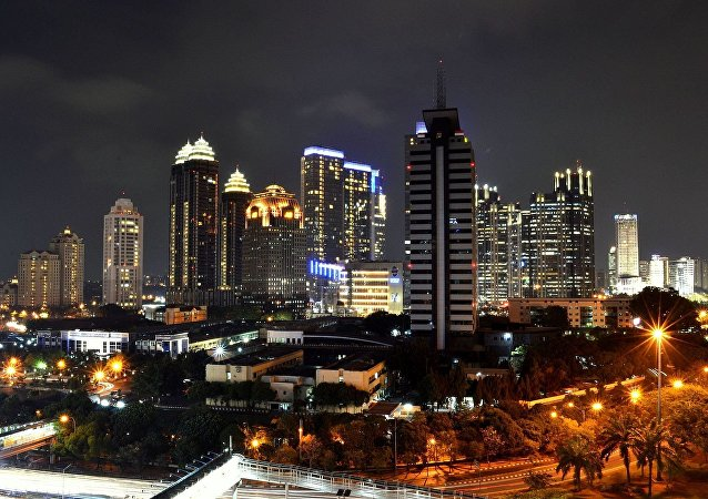 印尼首都雅加达