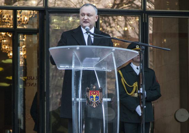 摩尔多瓦总统要求签署驱逐俄外交官命令的官员提交报告