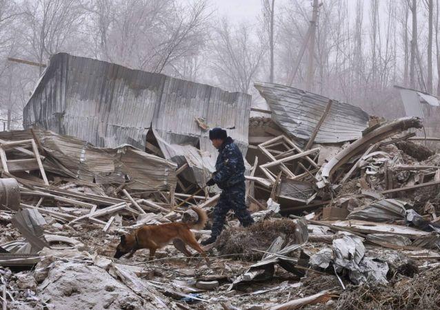 """吉尔吉斯斯坦副总理:出事飞机的""""黑匣子""""已经找到"""