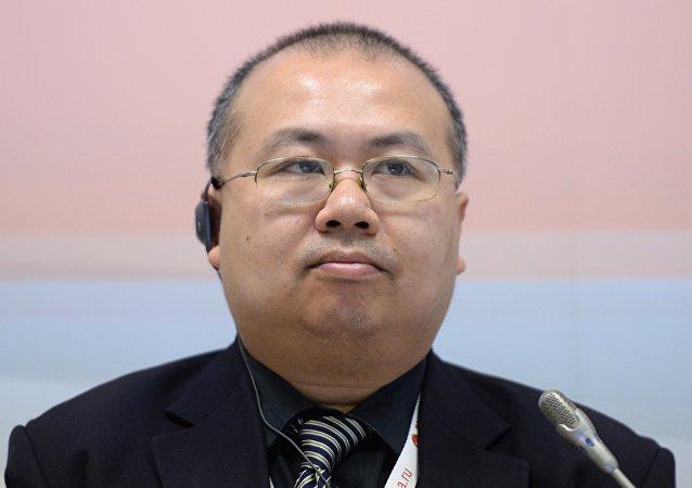 约翰·霍普金斯大学教授孔诰烽
