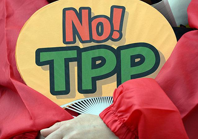 白宫:美国将退出TРP并准备好退出NAFTA
