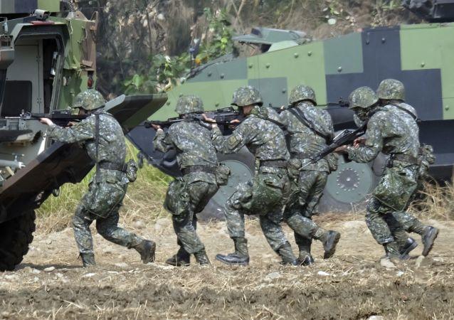 台湾空军基地发现毒品 全军将接受检查