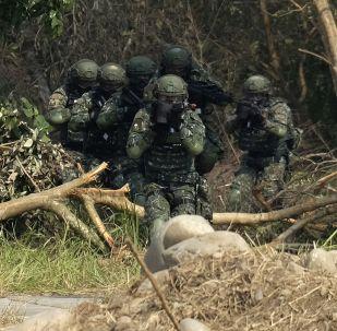 台灣「漢光」軍演始於南海地區