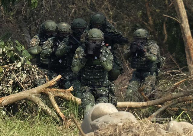 """台湾""""汉光""""军演始于南海地区"""