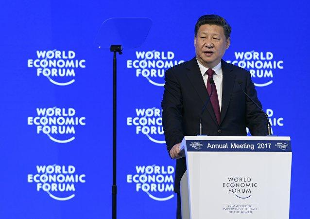 中国国家主席:国际金融危机不是经济全球化发展的必然产物