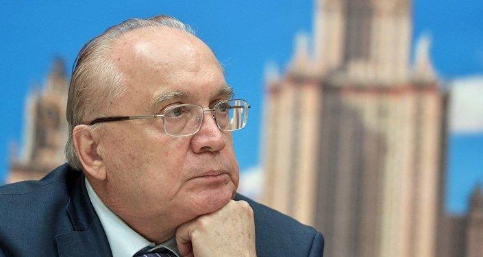 俄羅斯莫斯科大學校長維克托·薩多夫尼奇
