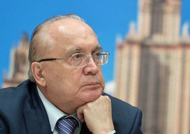 莫大校长:中国学生希望考取俄中大学