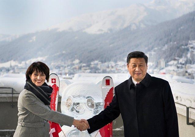 """""""西藏问题""""未能影响中瑞关系发展"""