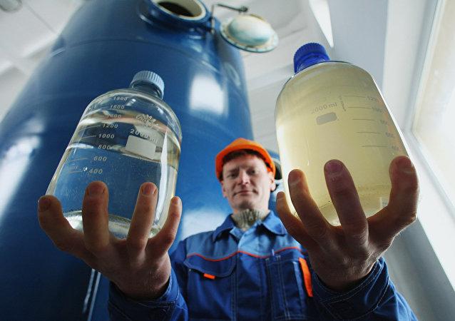 俄中科学家研制用霉菌制成的吸附剂以净化水中重金属