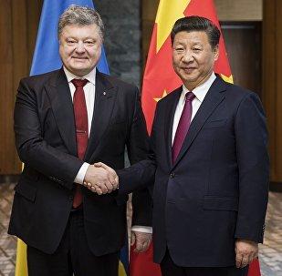 乌克兰总统:乌克兰欢迎中国企业加大对乌投资