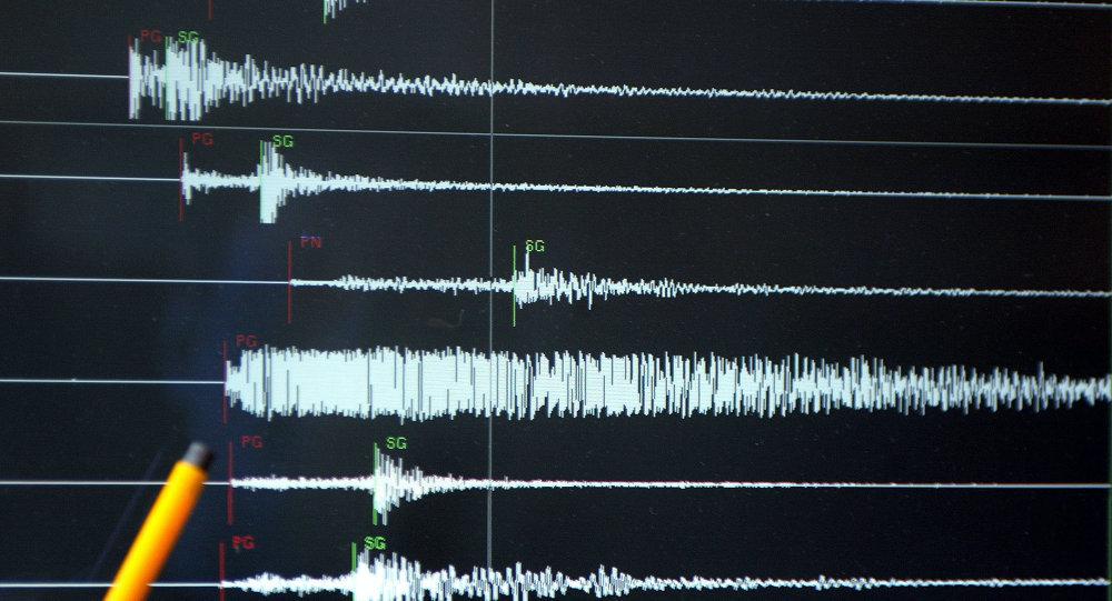 汤加东部海域发生5.6级地震
