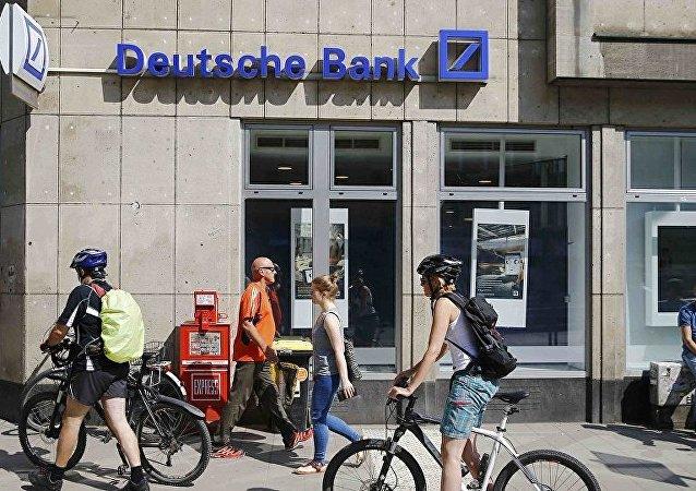 """""""德意志银行""""(Deutsche Bank)"""