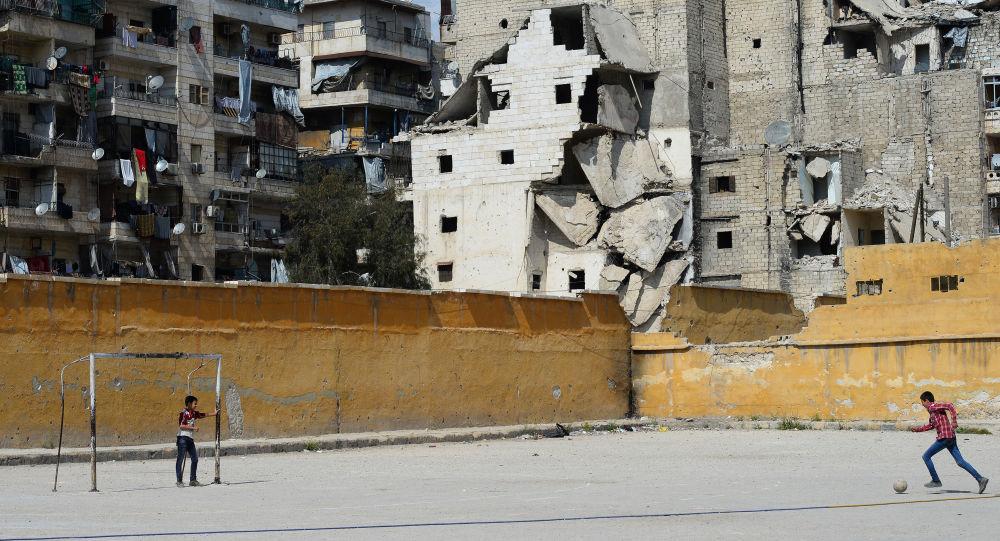 叙利亚停战居民点已经增加到1140个