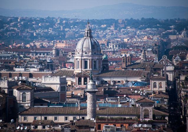 媒体:地震发生后罗马地铁进行疏散