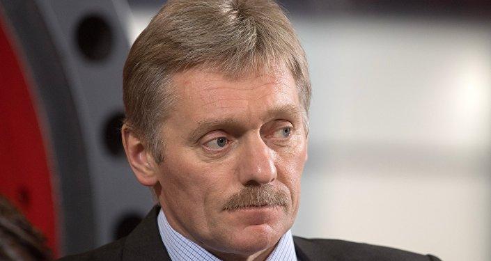 俄总统新闻秘书:我不知道普京至今在哪里说过参选的打算