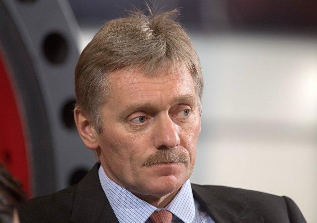 """佩斯科夫未就普京专机前往G20峰会""""绕道""""发表评论"""